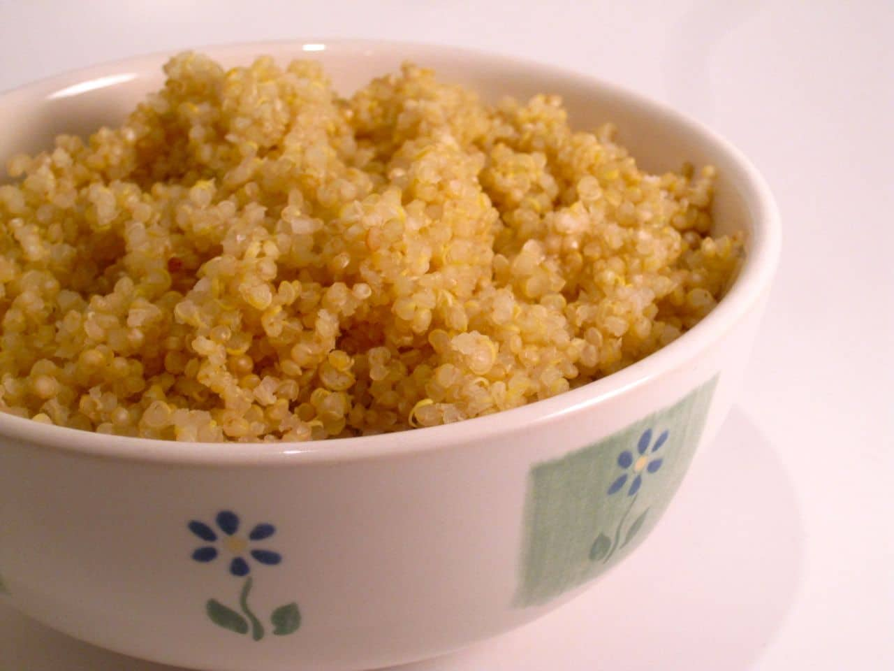 Cooking quinoa goodstuffathome for Cuisine quinoa