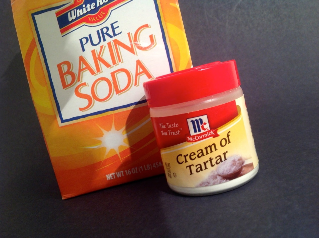 Substitute For Baking Powder