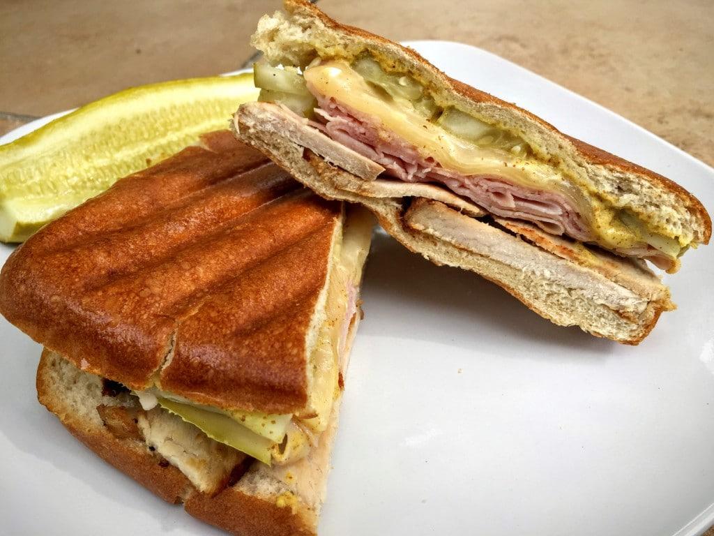 Cuban Panini – GoodStuffAtHome