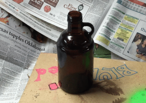 Mississippi Mud Bottle