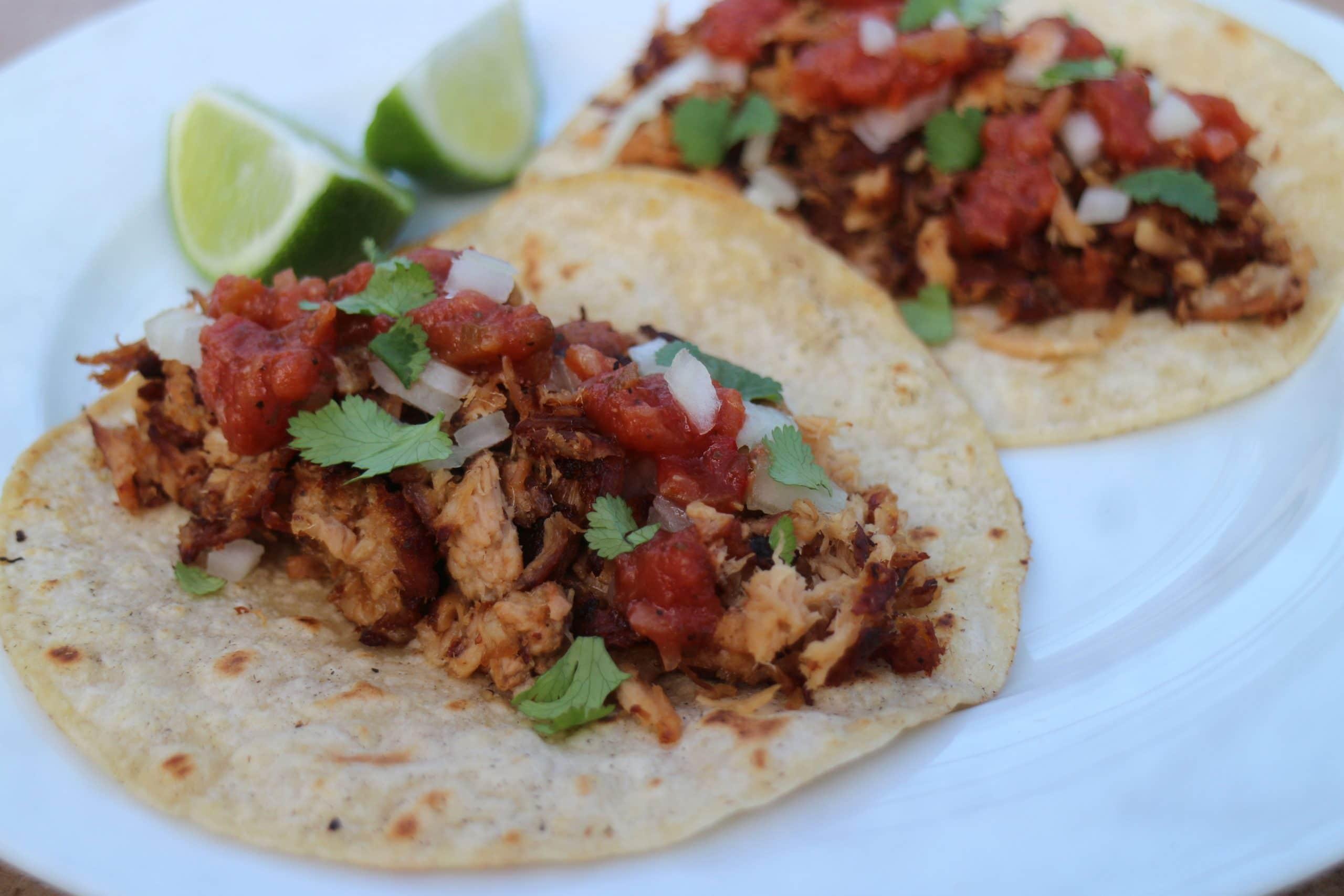 Pulled Pork Taco Recipe