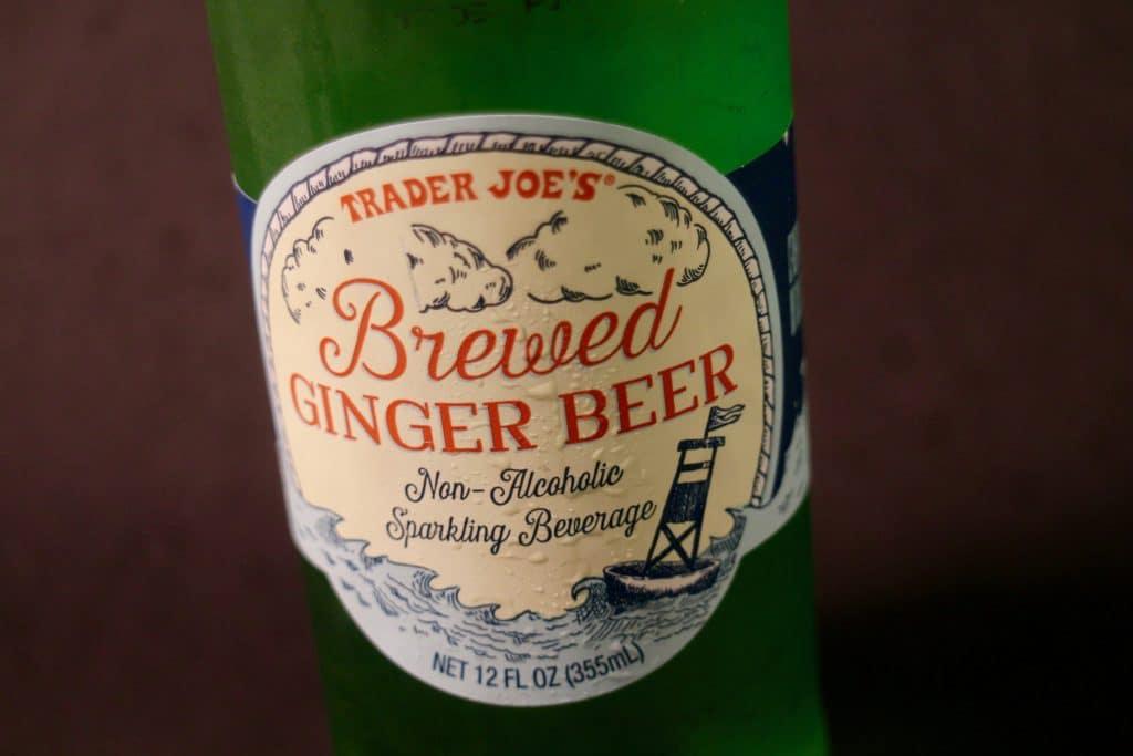 Trader Joes Ginger Beer