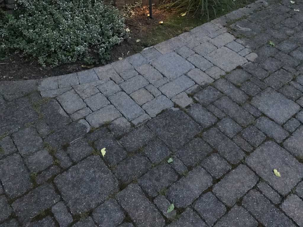Pavers Power Washing