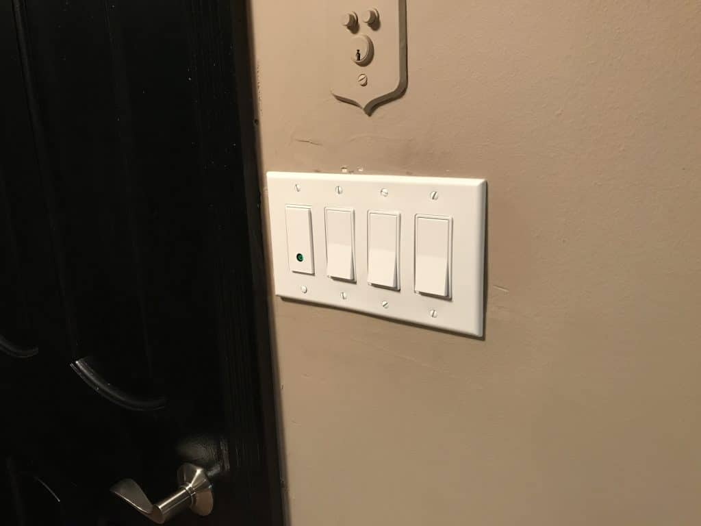 new light switches