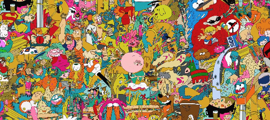 Cartoon Network 20th Anniversary Video