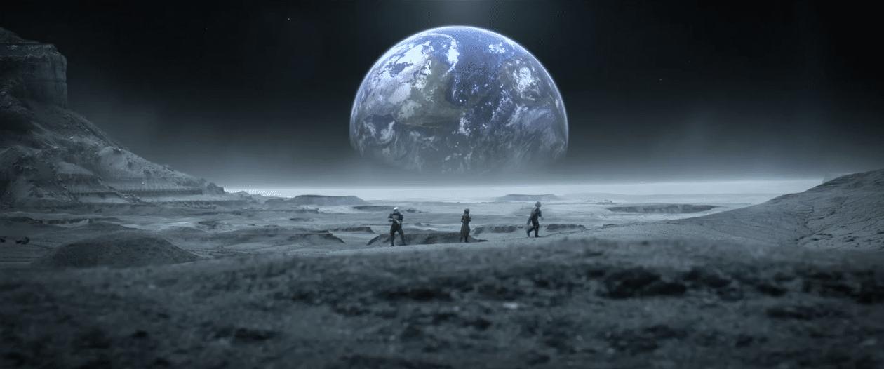 Official Destiny Live Action Trailer